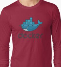 Docker 02 Long Sleeve T-Shirt