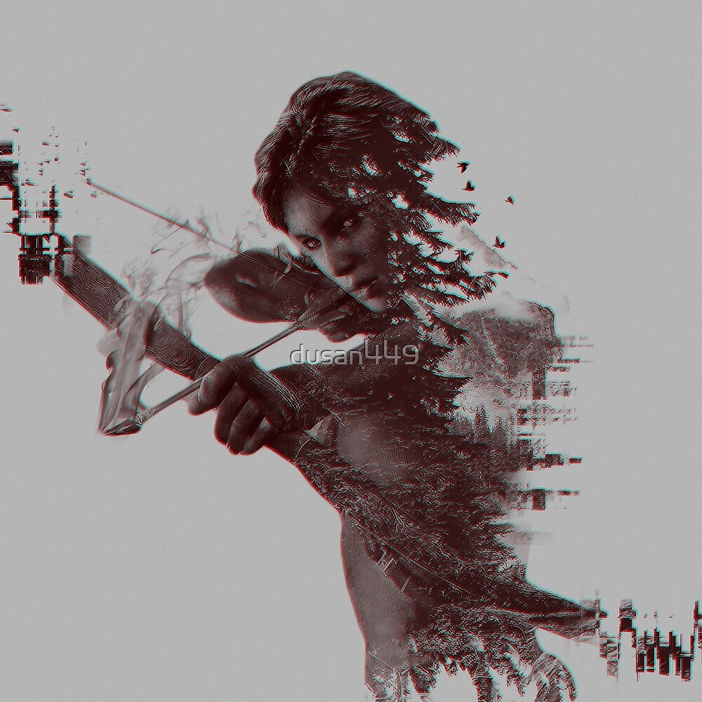 Lara Croft - Tomb Raider by dusan449