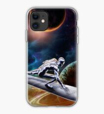 Sliver Surfer iPhone Case