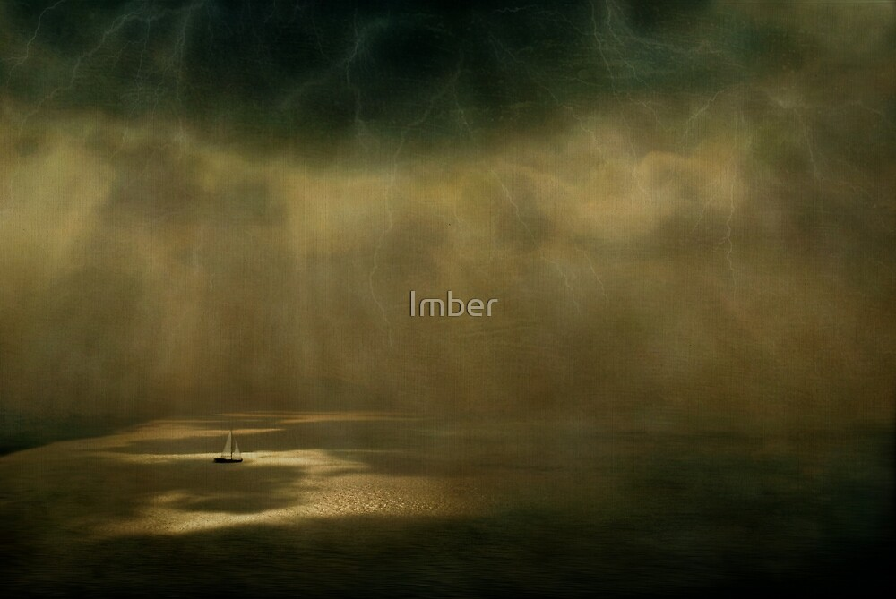 Peace and solitude. by Imber