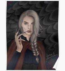 Manon Blackbeak  Poster
