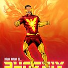 Brian Novak is Phoenix! by jomiha