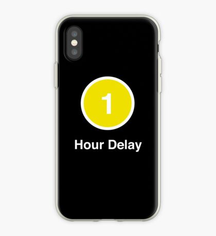 Another Delay iPhone Case