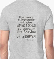 Shakespeare nondual Quote Unisex T-Shirt