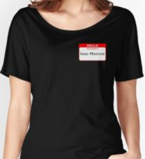 Hello, My Name Is Inigo Montoya - Red Women's Relaxed Fit T-Shirt
