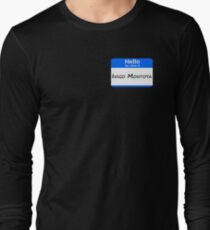 Hello, My Name Is Inigo Montoya - Blue T-Shirt