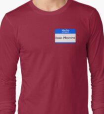 Hello, My Name Is Inigo Montoya - Blue T-Shirt