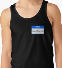 Hello, My Name Is Inigo Montoya - Blue Tank Top