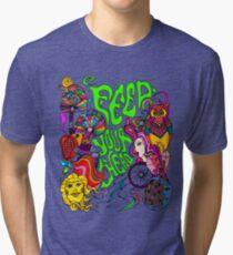 Feed Your Head V2.0 Tri-blend T-Shirt