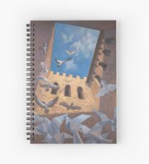 Time of transformation Spiral Notebook