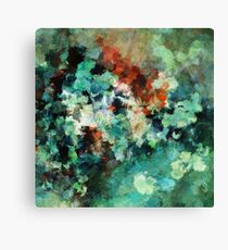 Colorful and Modern Abstract Art Canvas Print