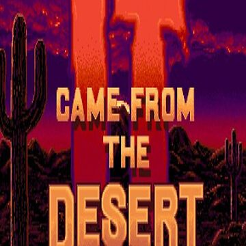 It came from the desert - classic amiga game by garyspeer