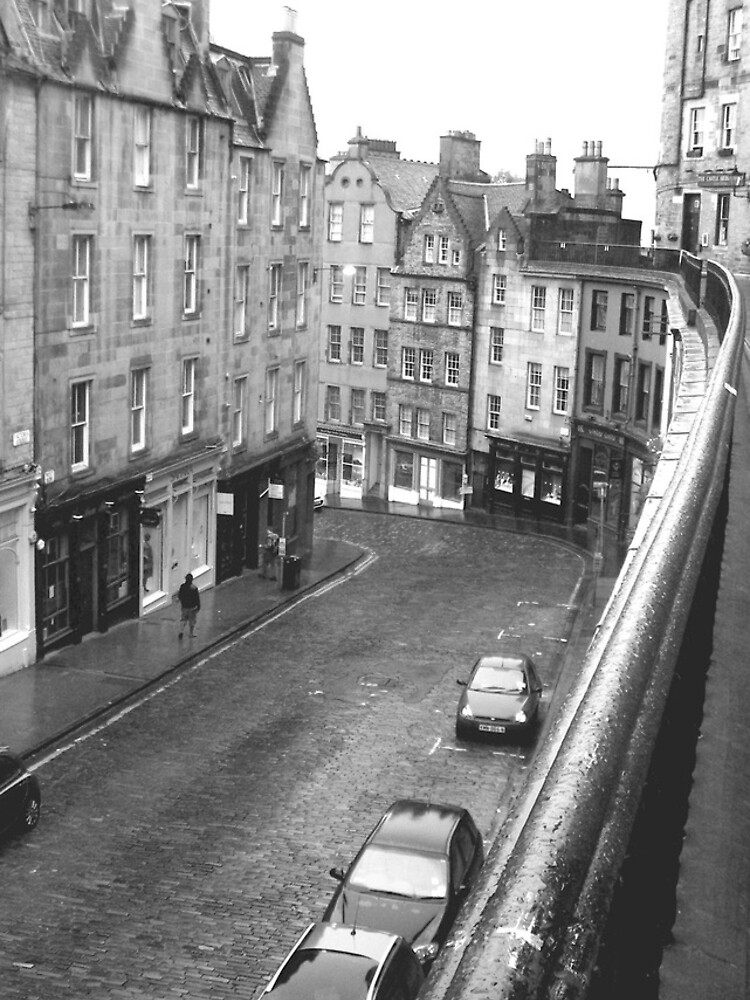 West Bow, Edinburgh by robsteadman