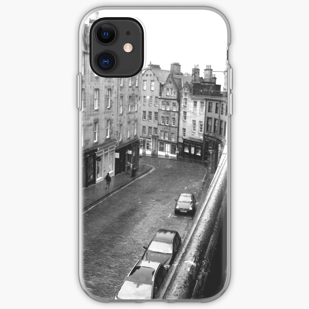 West Bow, Edinburgh iPhone Case & Cover