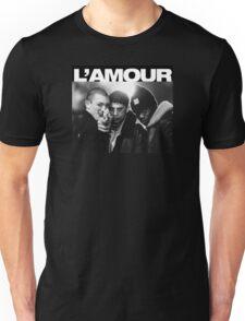 La Haine - Vincent Cassel, Said Taghmaoui, Hubert Unisex T-Shirt