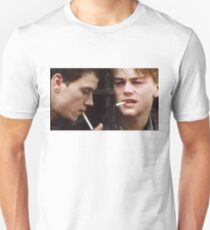 Leonardo Dicaprio and Marky Mark Wahlberg T-Shirt