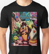 Taz Mania Unisex T-Shirt