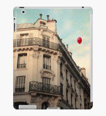 Ballon Rouge iPad-Hülle & Klebefolie