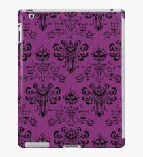 Haunted Mansion Pink Wallpaper iPad Case/Skin