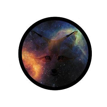 Space Fenec by KWarDC