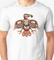 Bird - totem pole style T-Shirt