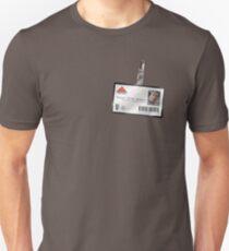 Terminator 2 - Miles Dyson ID Unisex T-Shirt