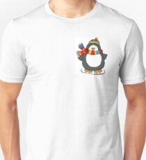 Christmas Winter Holiday Cute Penguin T-Shirt