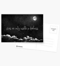 Darkness Postcards