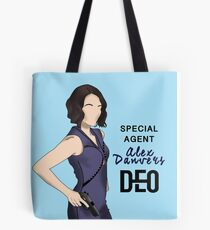 Alex Danvers  Tote Bag