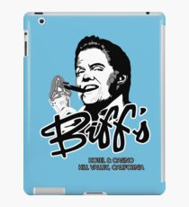 Biff's Hotel and Casino iPad Case/Skin