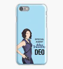 Alex Danvers  iPhone Case/Skin