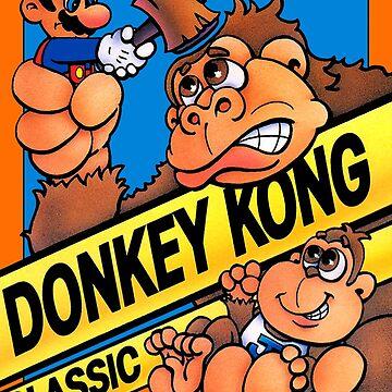 donkey kong classic game by garyspeer