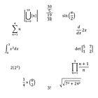 Math Clock by pokedude140