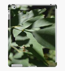 Shadow Leaf iPad Case/Skin