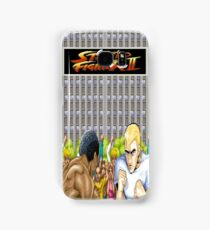 Street Fighter 2 Samsung Galaxy Case/Skin