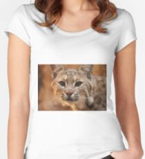 BOBCAT Women's Fitted Scoop T-Shirt