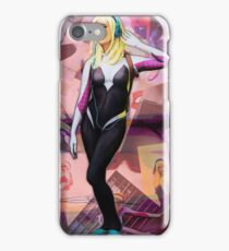 Spider Gwen iPhone Case/Skin