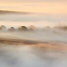 Derbyshire Dawn Mists by John Dunbar