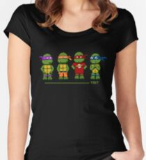 TMGT Women's Fitted Scoop T-Shirt