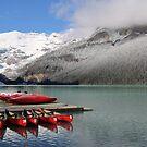 Canoe by Andrew F