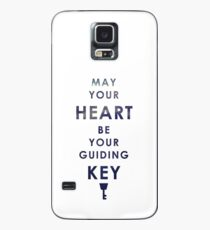 May your Heart be your guiding Key Case/Skin for Samsung Galaxy