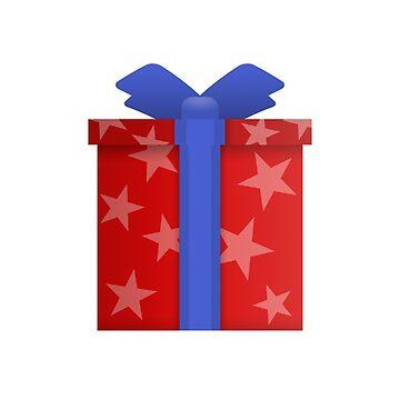 Christmas present by vdBurg