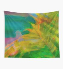 Abstract Palm Art tshirt Wall Tapestry