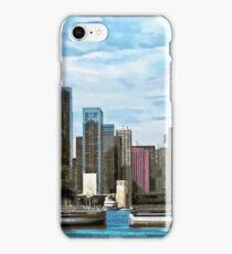Chicago IL - Chicago Harbor Lock iPhone Case/Skin