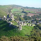 Purbeck view by pix-elation