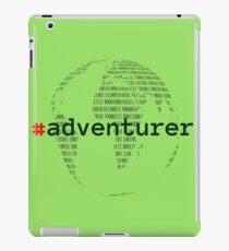 #adventurer iPad Case/Skin