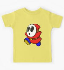 Red Shyguy Kids Tee