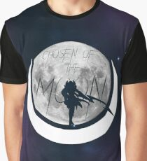 Diana - Chosen of the moon Graphic T-Shirt