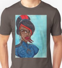 A Portrait of a Hero II Unisex T-Shirt