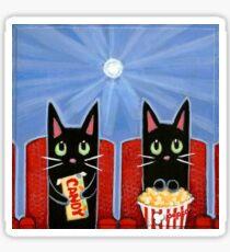 A Good Movie Sticker